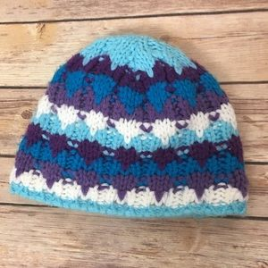 Youth North Face Winter Hat